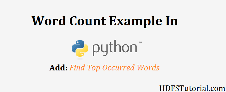 Word Count in Python
